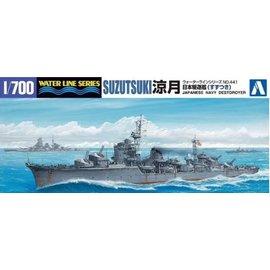 Aoshima Aoshima - jap. Zerstörer Suzutsuki - Waterline No. 441 - 1:700