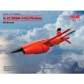 ICM ICM - BQM-34А (Q-2C) Firebee US Drone - 1:48