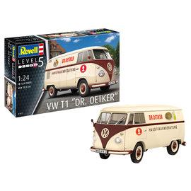 """Revell Revell - VW T1 """"Dr. Oetker"""" - 1:24"""