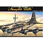 """Academy Boeing B-17F Flying Fortress """"Memphis Belle"""" - 1:72"""