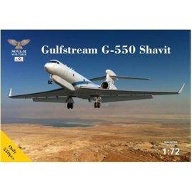 "SOVA-M Sova-M - Gulfstream G-550 ""Shavit"" - 1:72"