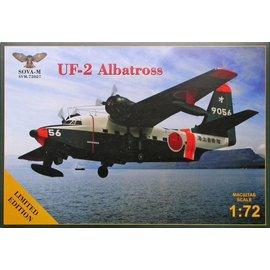 SOVA-M Sova-M - Grumman UF-2 Albatross (Japan Maritime Self-Defence forces) - 1:72