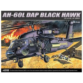 Academy Academy - Sikorsky AH-60L DAP Black Hawk - 1:35