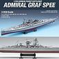 Academy dt. Schlachtkreuzer Admiral Graf Spee - 1:350