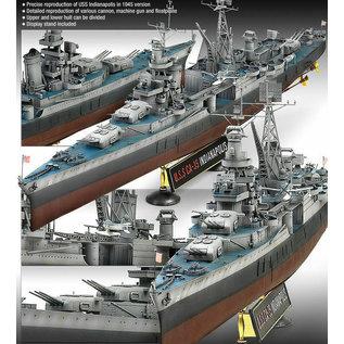 Academy amerik. schwerer Kreuzer USS Indianapolis (CA-35) - 1:350