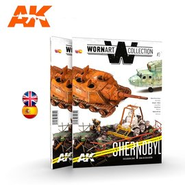 AK Interactive AK Interactive - Worn Art Collection 03 - Chernobyl