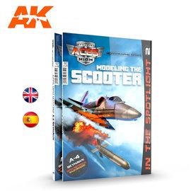 AK Interactive AK Interactive - Aces High Monographic Series - Skyhawk