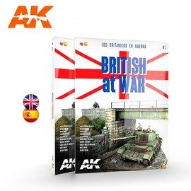 AK Interactive AK Interactive - British at war