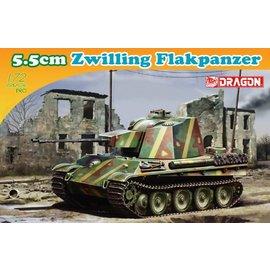 Dragon Dragon - 5.5cm Zwilling Flakpanzer auf PzKpfw. V - 1:72