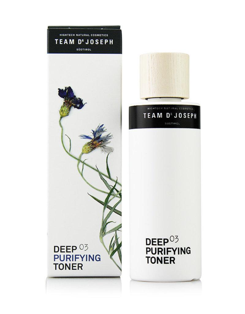 Team Dr. Joseph Deep Purifying Toner