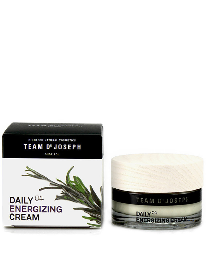 Team Dr. Joseph Daily Energizing Cream