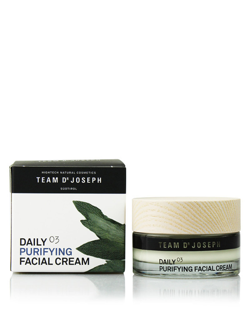 Team Dr. Joseph Daily Purifying Facial Cream