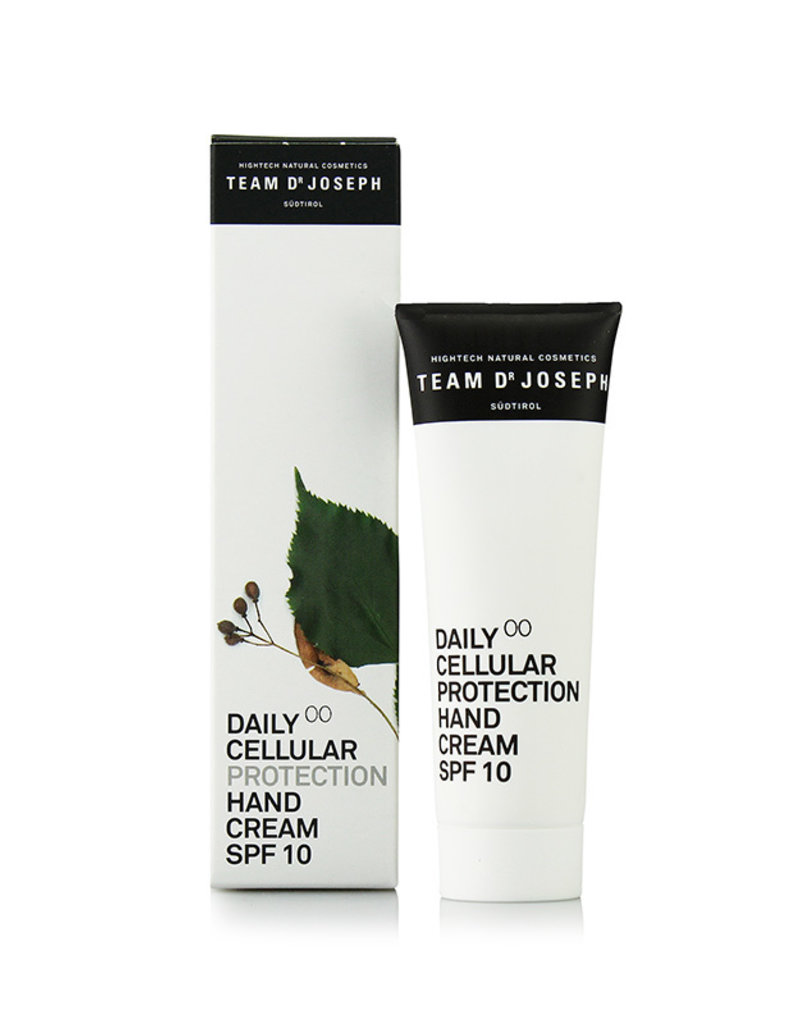 Team Dr. Joseph Daily Cellular Protection Hand Cream SPF 10