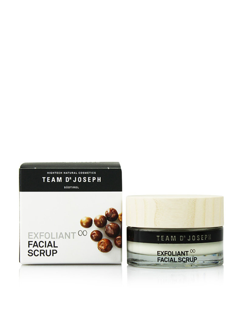 Team Dr. Joseph Exfoliating Facial Scrub