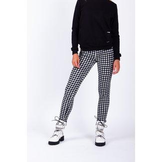Lily Fashion 6396 JONIE CHECK PANTS