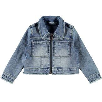 Lily Fashion NMFADEA DNM JACKET 13175034