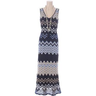 Konijnenbelt Damesmode K-Design maxi jurk