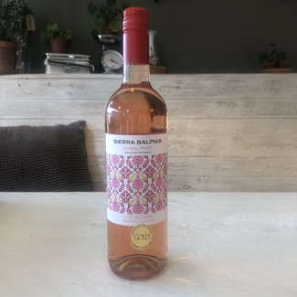 Renata Delicatessen & Zo Sierra Salinas - Bobal rosé