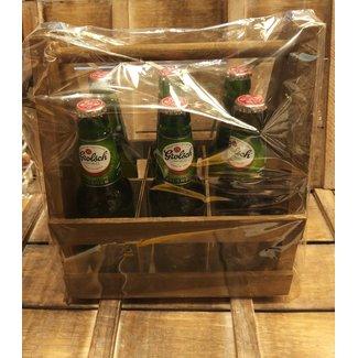 Cigo Spithoff bierpakketje in kratje