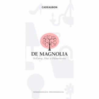 De Magnolia Cadeaubon De Magnolia