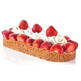 Bakkerij Nieuwenhuis Aardbeienslof