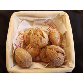 Bakkerij Nieuwenhuis 4 Mini gourmet broodjes