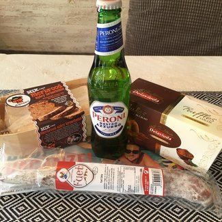 Renata Delicatessen & Zo Italiaans bier pakket