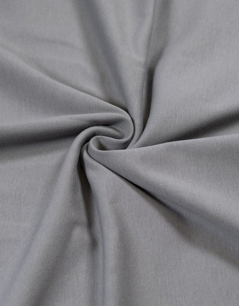100x150 cm cotton jersey taupe