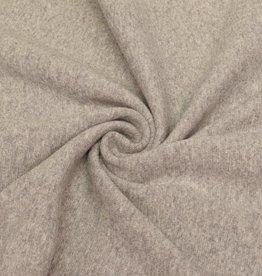 50x70 cm boordstof grijs melange