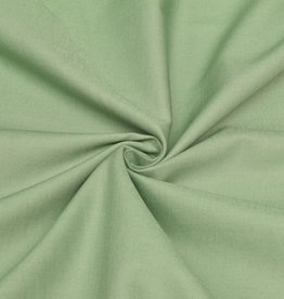 50x140 cm cotton solid old green