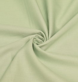 50x140 cm cotton solid light old green