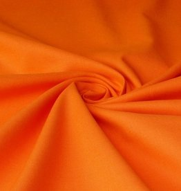 50x140 cm Fahnentuch Uni orange