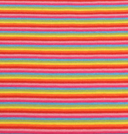 50x70 cm cuffs striped 2mm multicolor