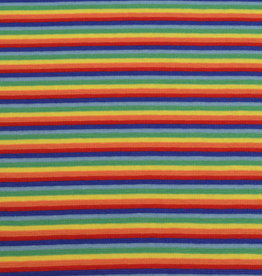 50x70 cm cuffs striped 2-3mm multicolor