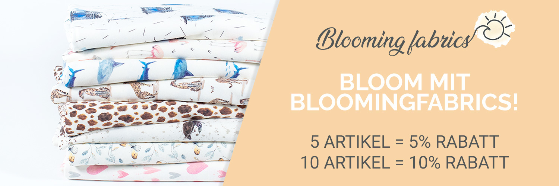 Blooming Fabrics online Kaufen