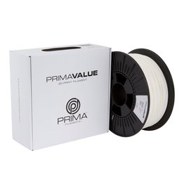 Prima PrimaValue PLA Filament white