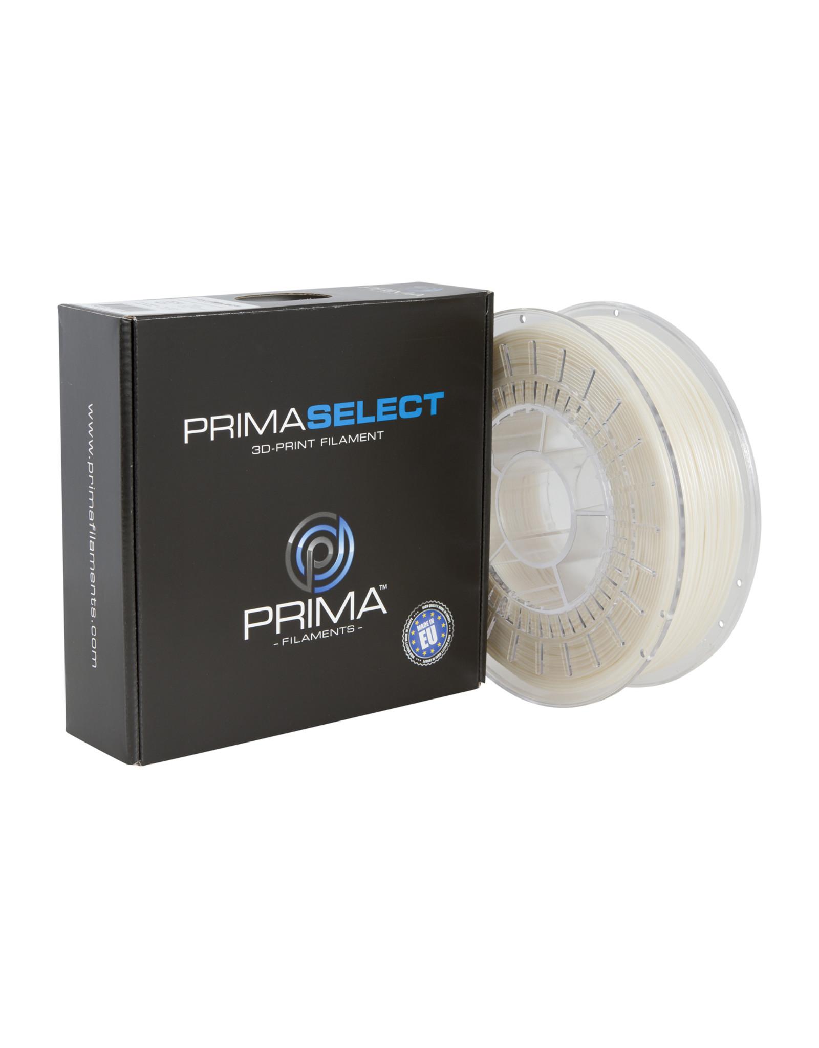 Prima PrimaSelect PLA Satijn  1.75mm - 750gr Wit