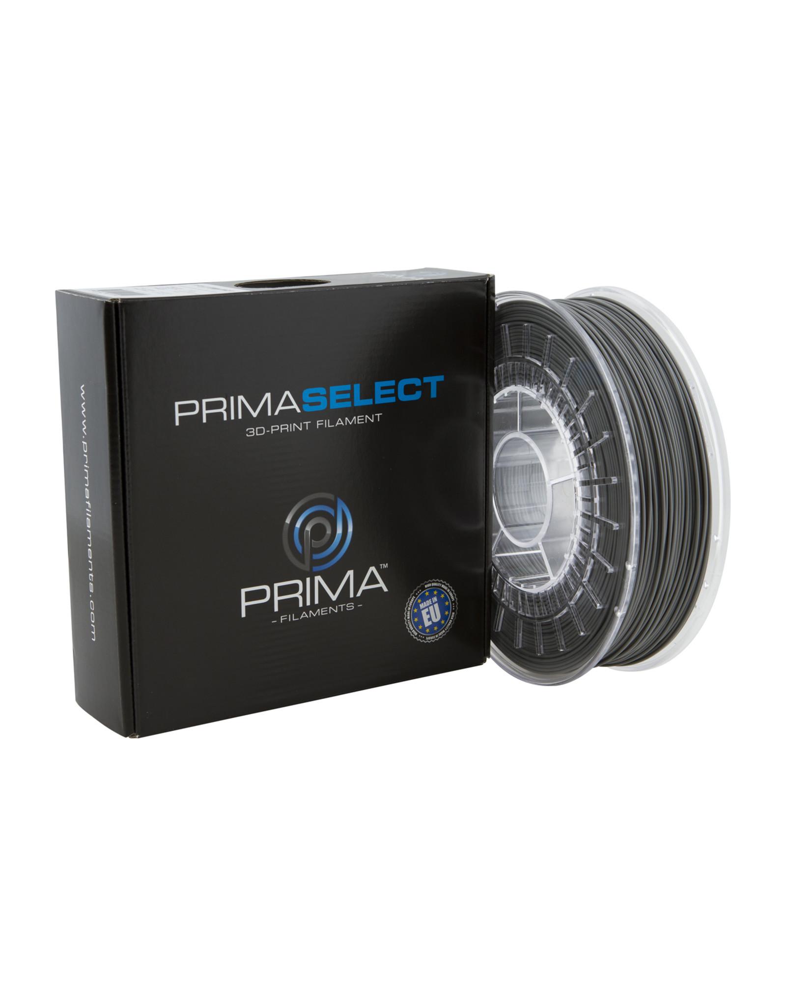 Prima PrimaSelect PLA 1.75mm - 750gr Grijs