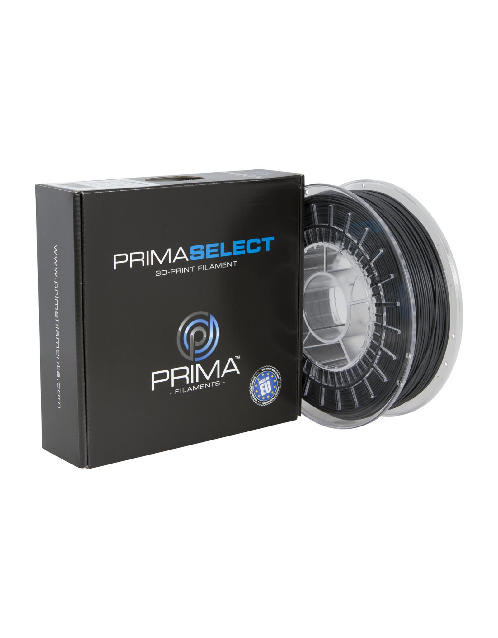 Prima Prima Select PLA 1.75mm - 750gr Donker grijs