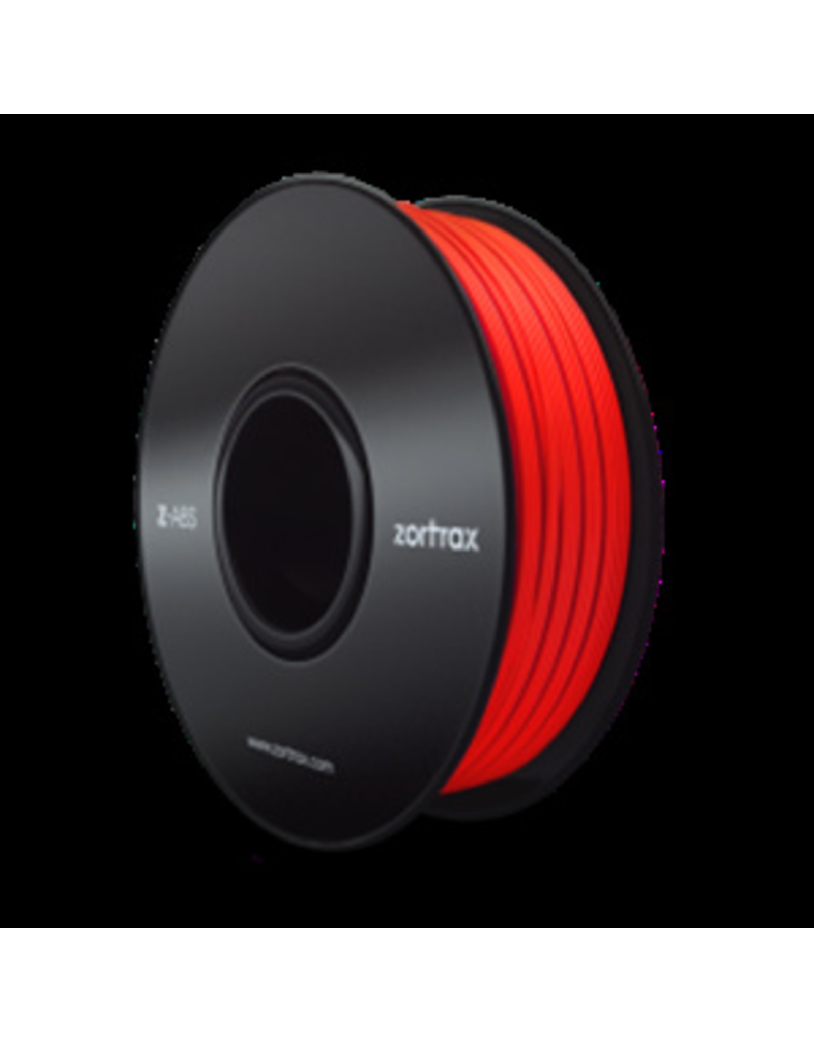 Zortrax ZORTRAX Z-ABS Filament - 1,75mm -800gr  Puur rood