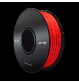 Zortrax ZORTRAX Z-ABS Filament - 1,75mm - 800g - Pure red
