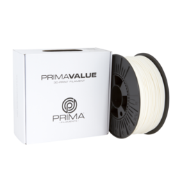 Prima PrimaValue ABS Filament -2.85mm - 1 kg - Wit
