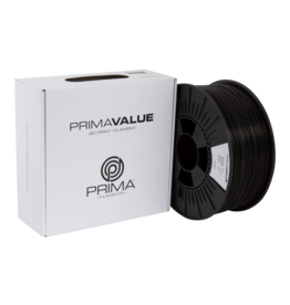 Prima PrimaValue ABS Filament Zwart