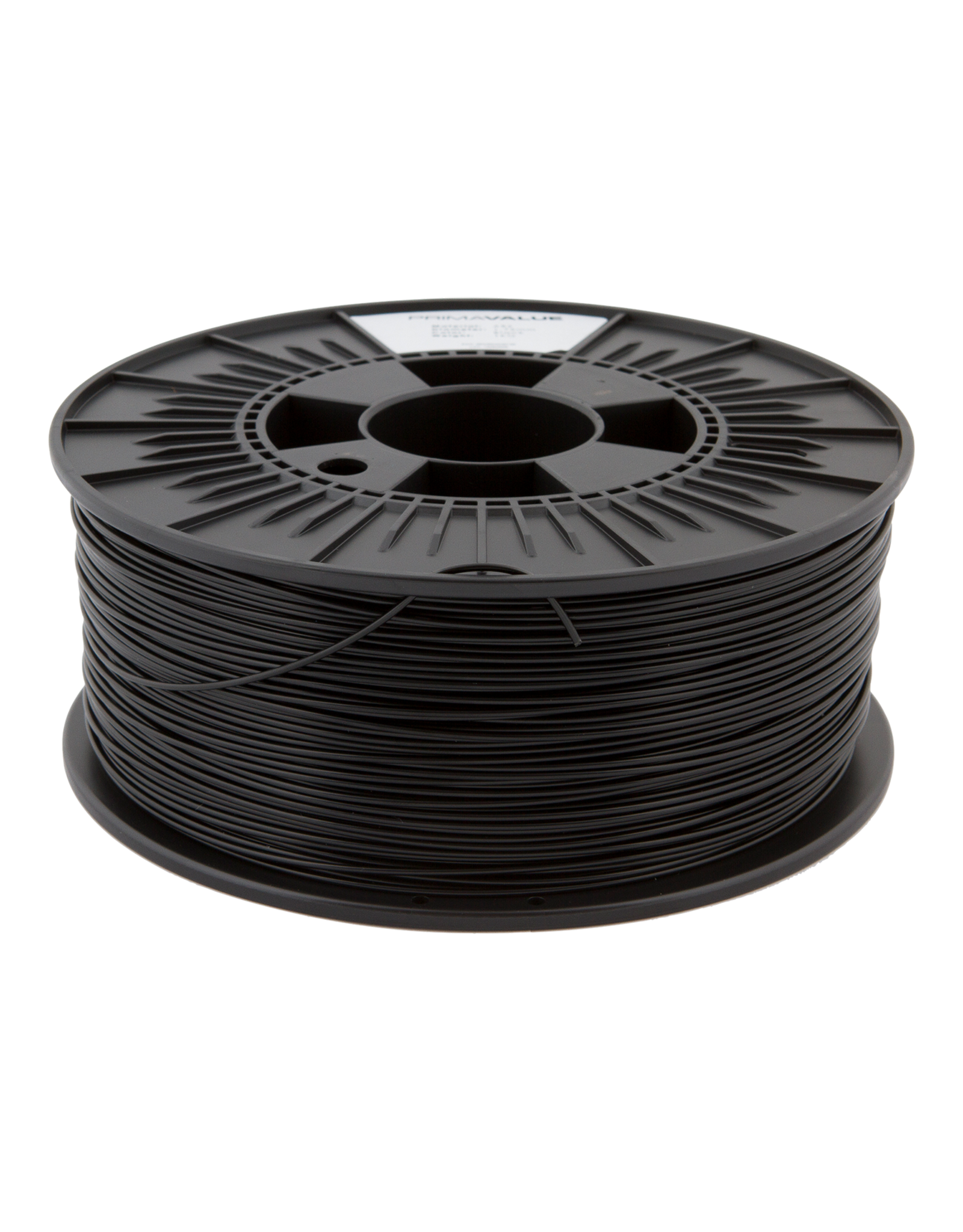 Prima PrimaValue ABS Filament - 1.75mm - 1 kg - Zwart