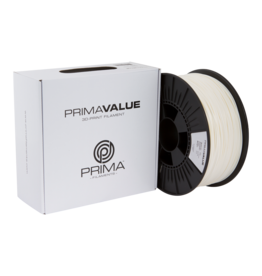 Prima PrimaValue ABS Filament  Wit