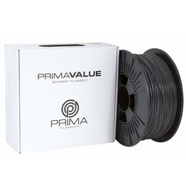 Prima PrimaValue ABS Filament Donker Grijs