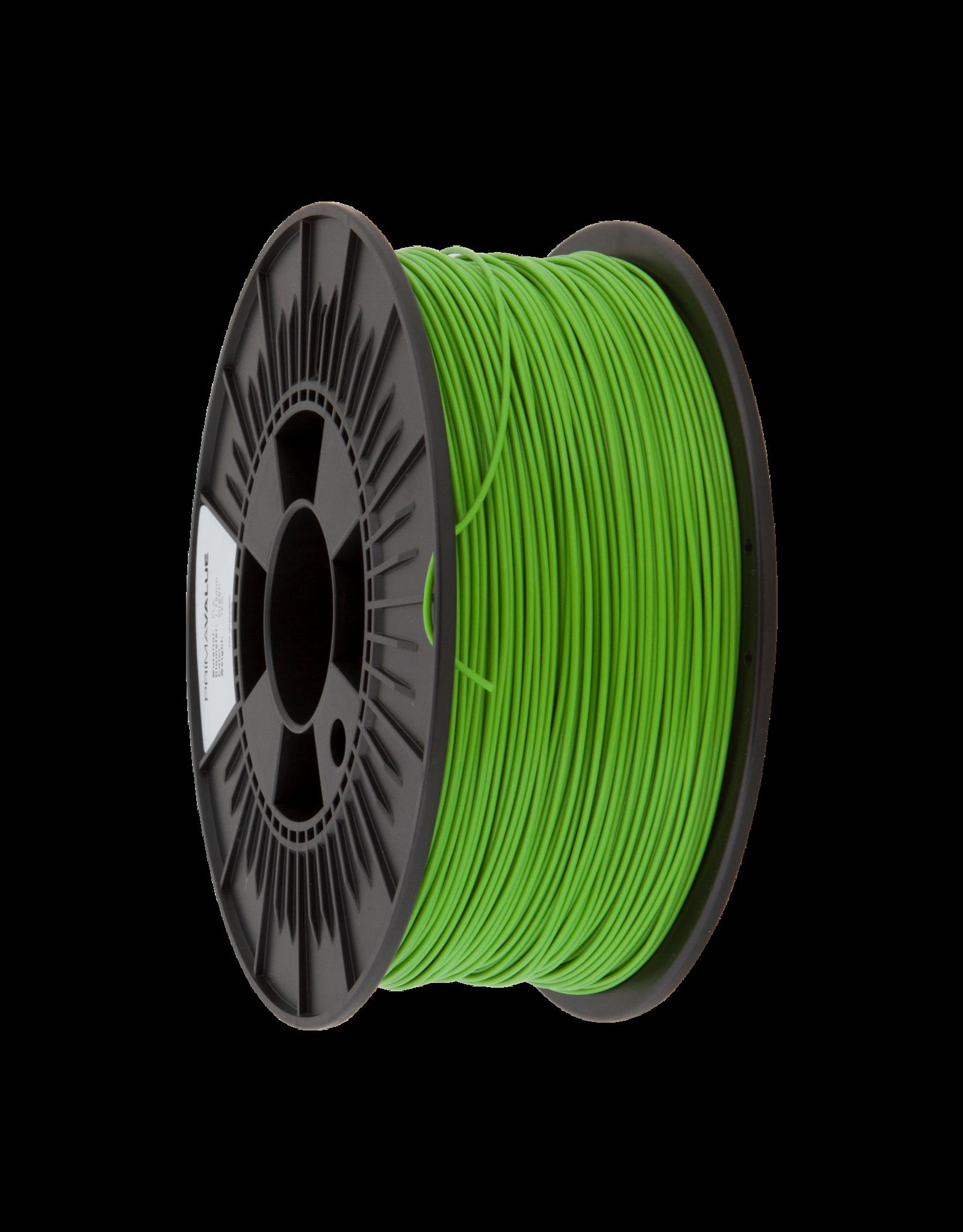Prima PrimaValue ABS Filament - 1.75mm - 1 kg - Groen