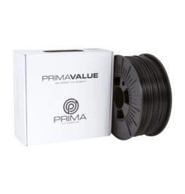 Prima PrimaValue ABS Filament - 2.85mm - 1 kg - Zwart