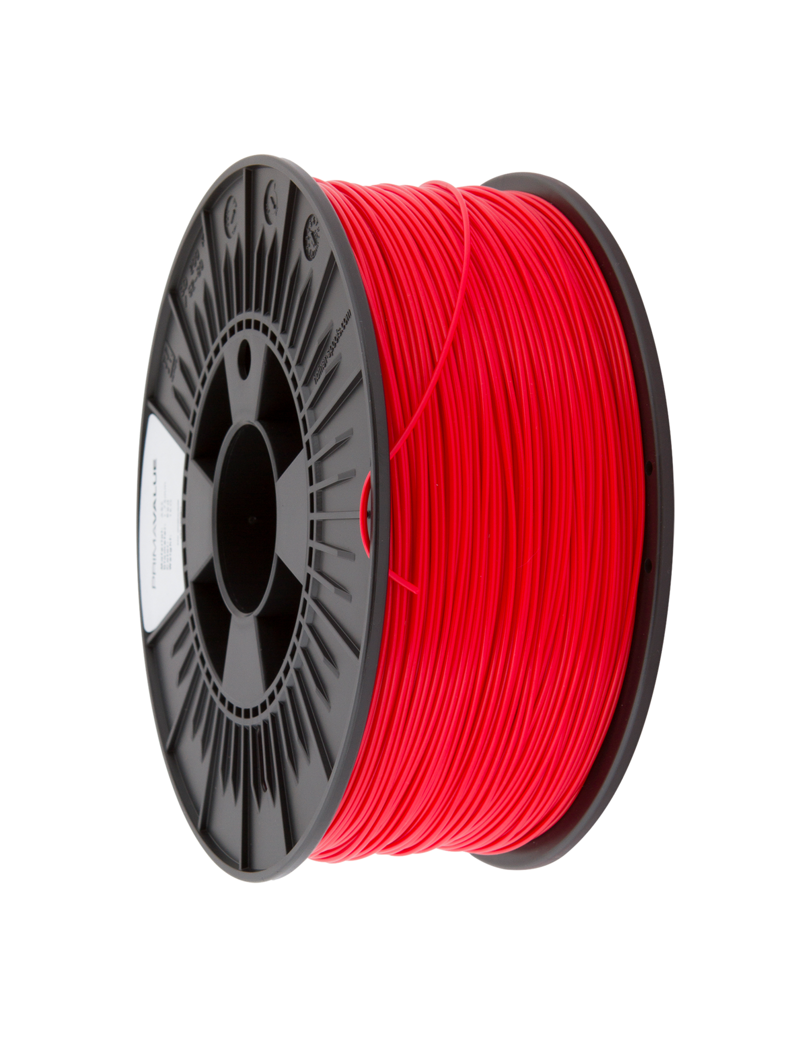 Prima PrimaValue ABS Filament - 1.75mm - 1 kg - Rood