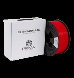 Prima PrimaValue ABS Filament Red